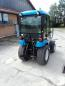 Mobile Preview: LS Tractor J 27 HST Kommunaltraktor